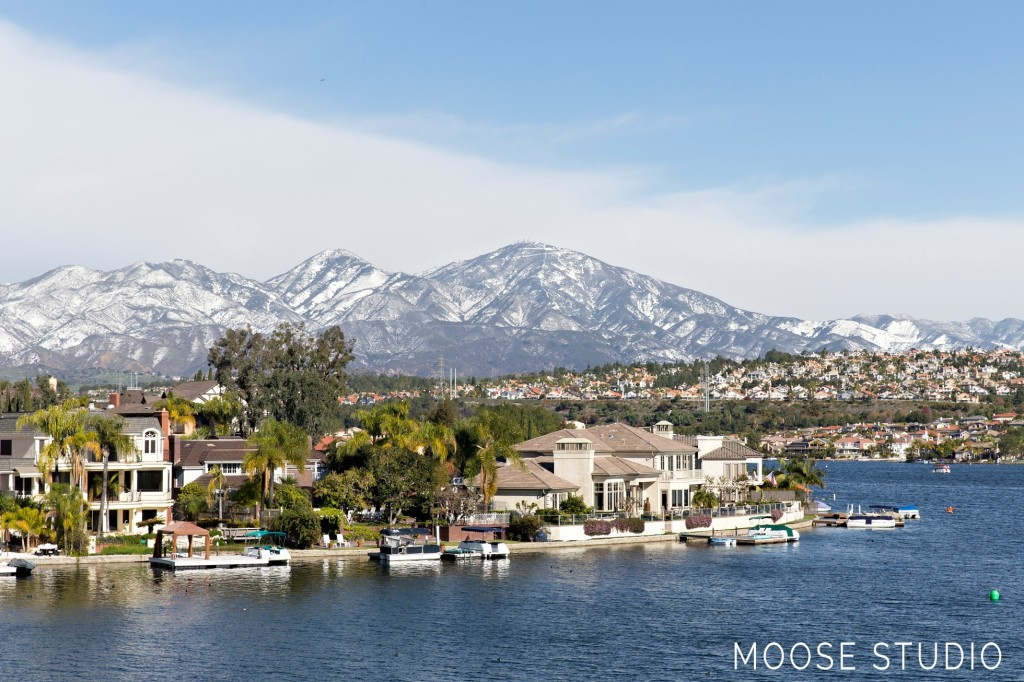 Winter In Southern California