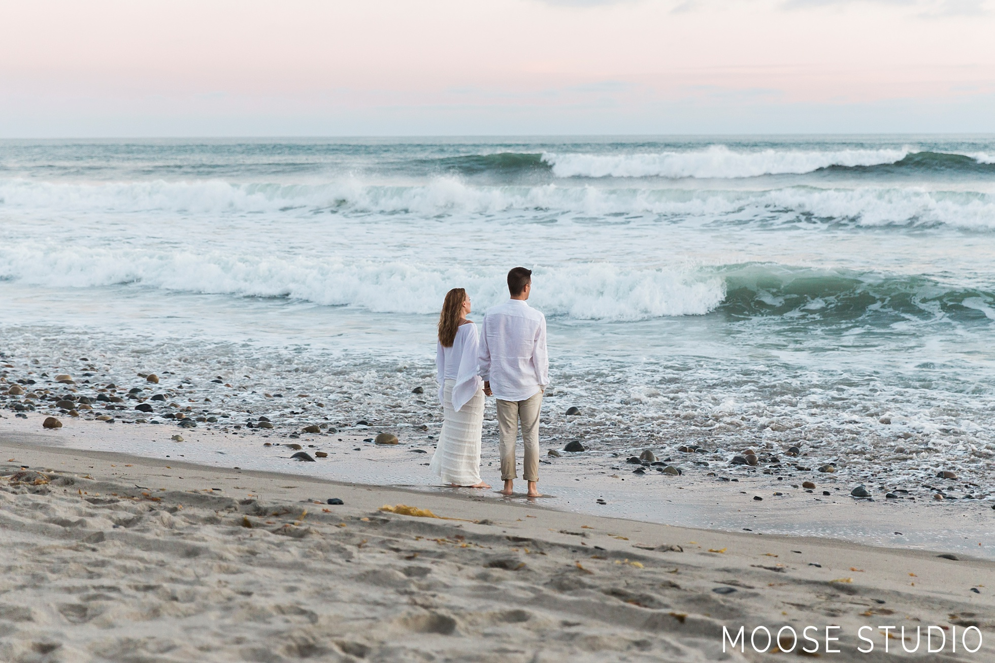 Laguna Beach Engagement | Giselle + Marvin