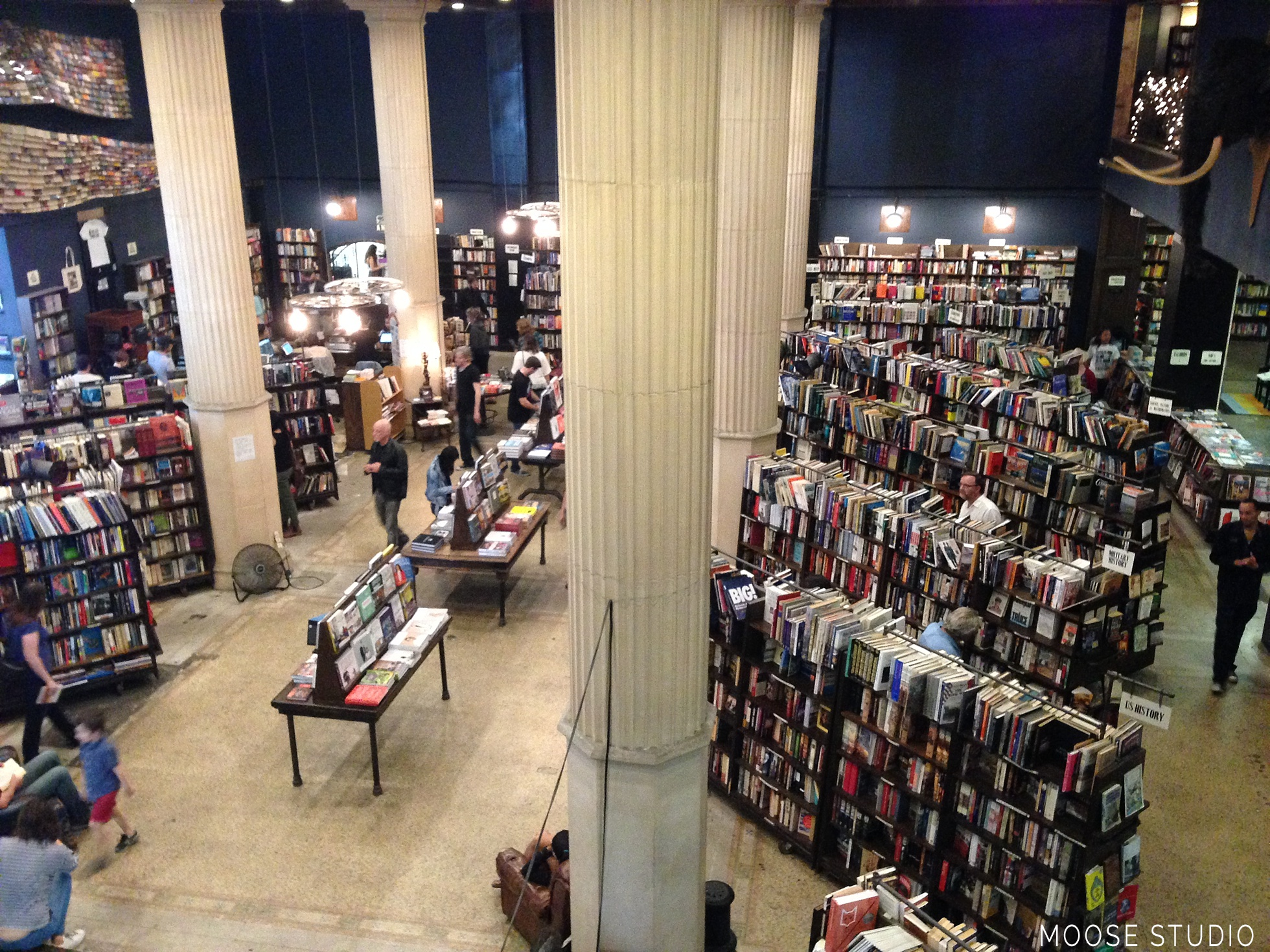 the last bookstore-loa angeles-california