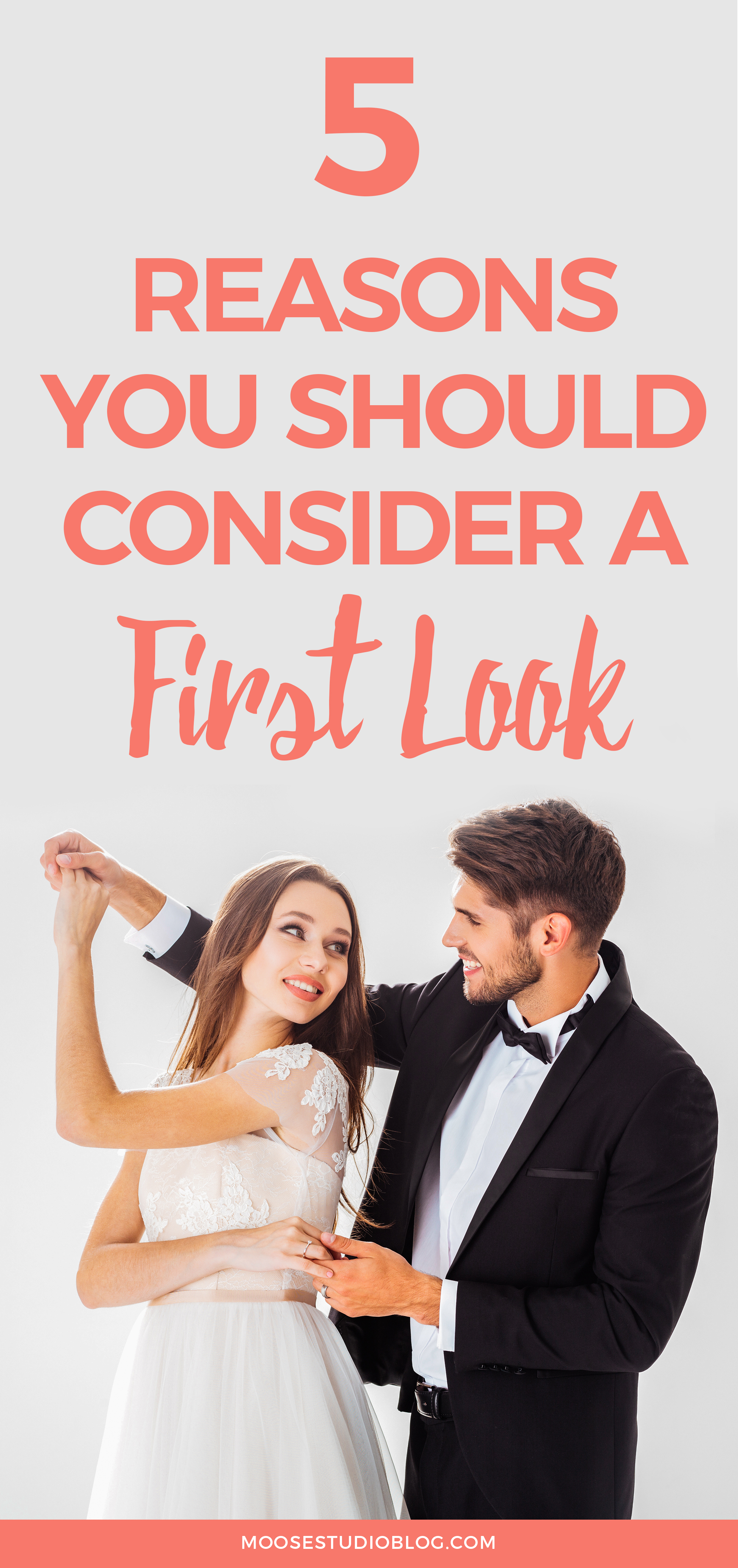 5 Reasons Why You Need To Do A First Look On Your Wedding Day