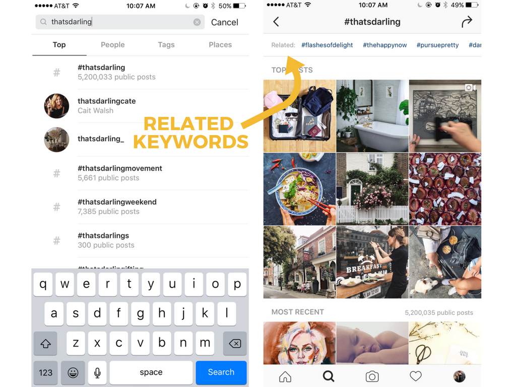 How To Find The Best Hashtags On Instagram For Your Business