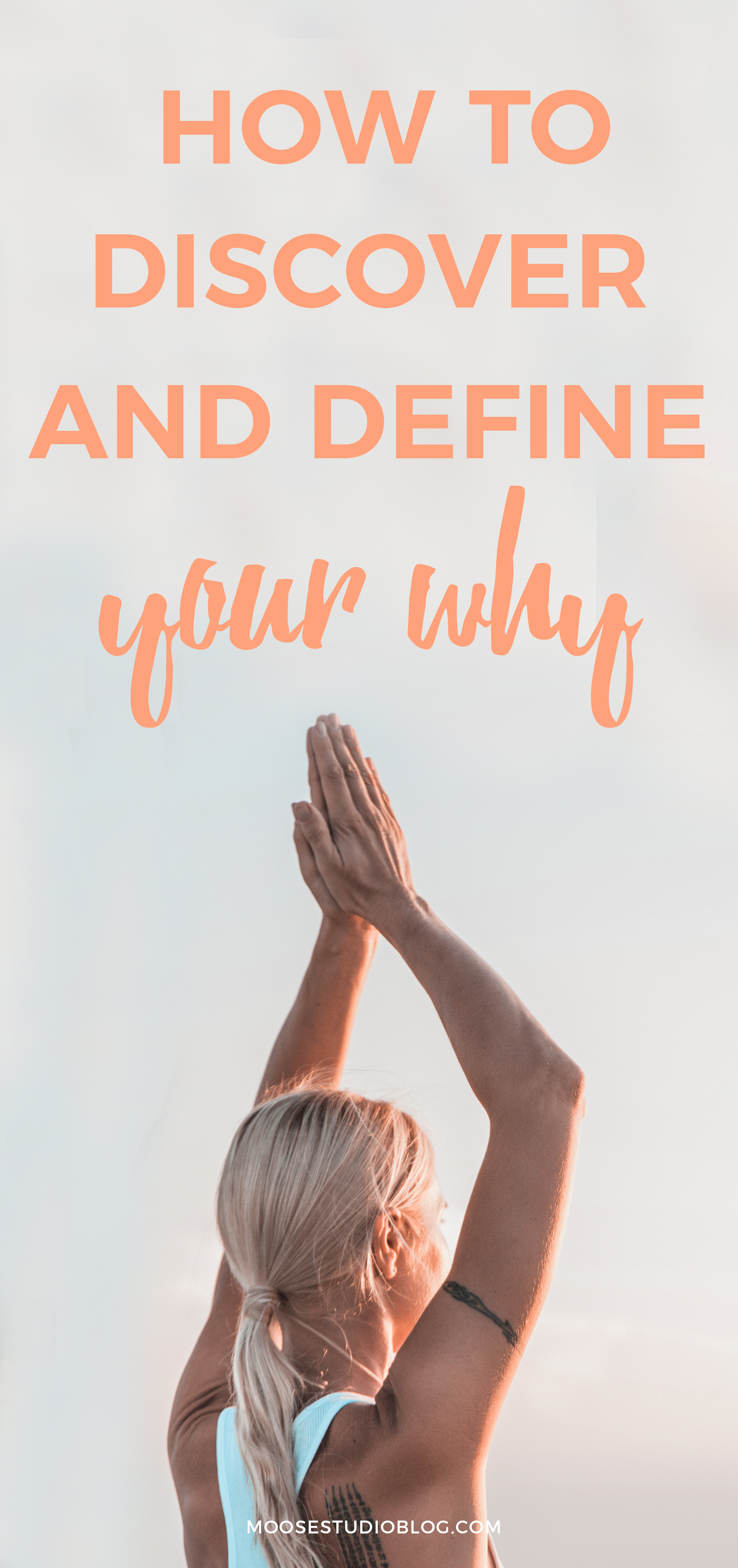 The Power of Purpose : How To Define Your Why Statement